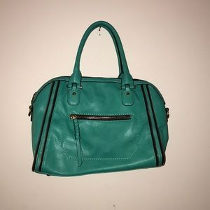 Teal Urban Expressions Purse